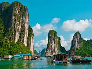 Vietnã Atrações