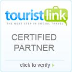 Touristlink emblema de Certificação